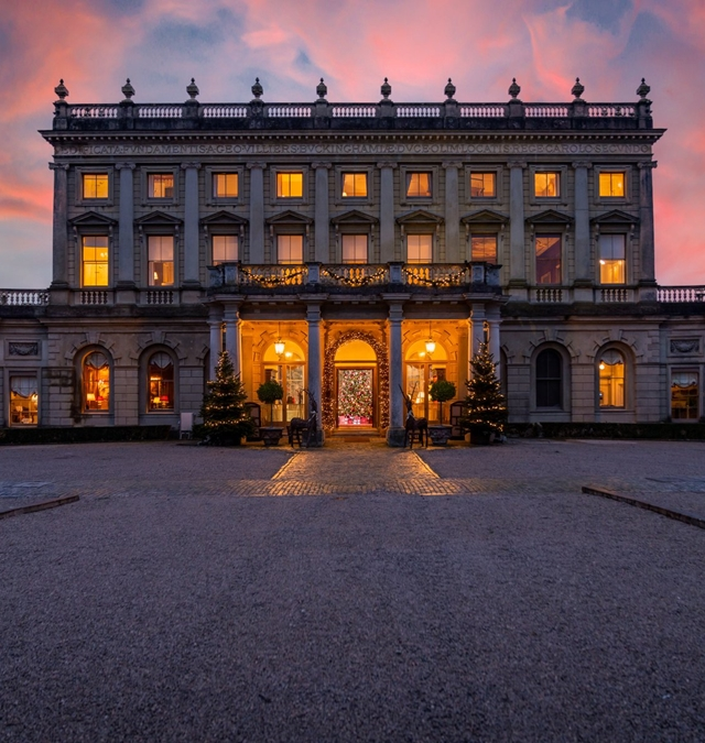 Cliveden House Christmas